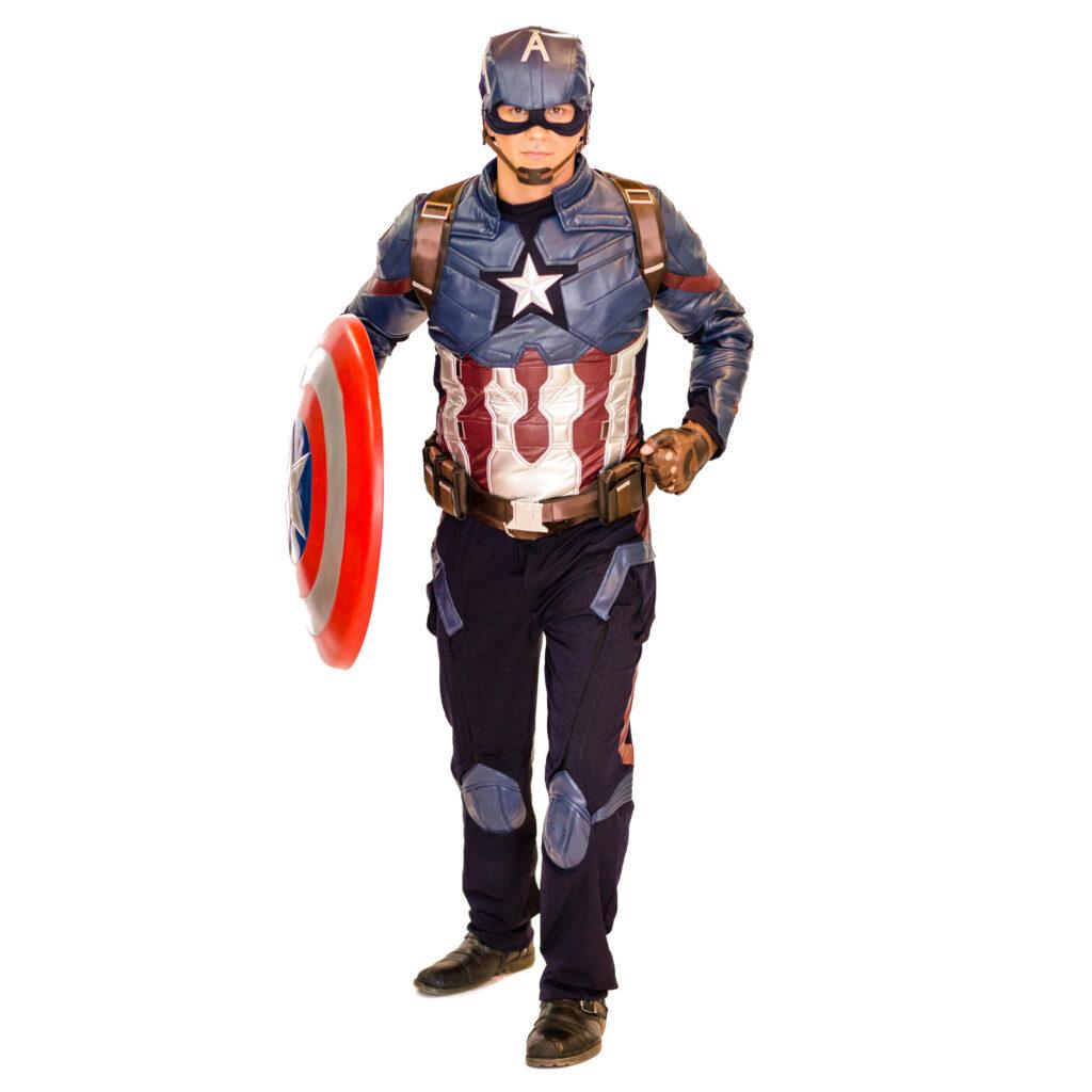 Capitão América Real
